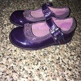 Туфли Clark s для девочки,13,5 см стелька