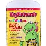 Natural Factors. Жевательные витамины с ягодным вкусом, 60 шт. Сша