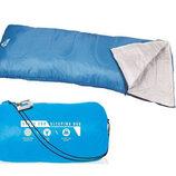 Bestway Спальный мешок 68053 Blue Синий 180-75см, застежка-молния