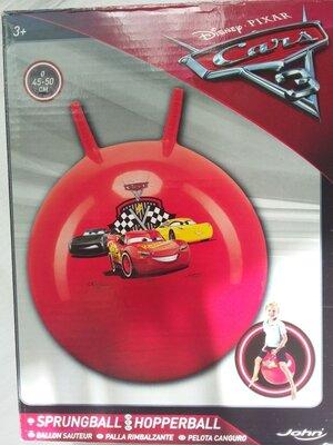 Резиновый мяч попрыгун Cars от Disney 3