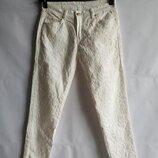 Женские текстурные джинсы испанского бренда Zara Европа Оригинал