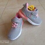 Кроссовки для девочек Clibee 27-32 L-93