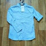 Рубашка M&S Индия Р. 128/134 8/9 лет