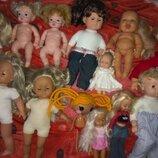 Большой лот кукол.опт большая кукла пупс пупсик запф роксана твердая игрушка беренжер дисней лалалуп