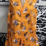 хлопковая блузка Next в идеальном состоянии 2XL