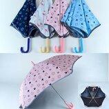 Зонт блант подростковый детский для девочки 8-13 лет SKS Корея