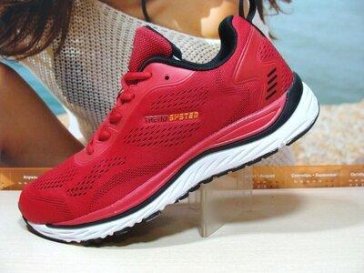 Мужские кроссовки Baas Trend System-М красный 41р- 46р