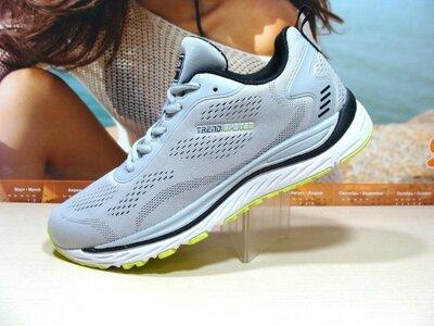 Мужские кроссовки Baas Trend System-М св.серый 41р- 46р