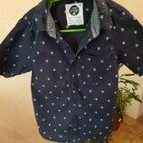 Рубашка Rebel 7-8 лет.