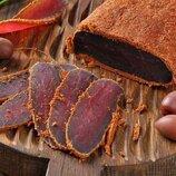 Бастурма-Вяленное мясо. Деликатез