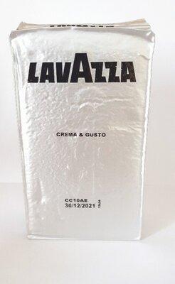 Кофе молотый Lavazza Crema e Gusto 250 грамм