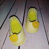 Кожаные туфельки для Паола Рейна Paola Reina