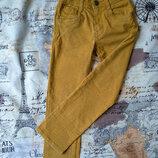Стрейчевые джинсы на мальчика- 7г.