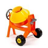 Пластиковая игрушка Бетономешалка , Полесье, игрушка в песочницу