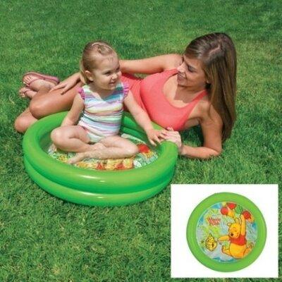 Надувной бассейн Intex Винни-Пух Disney, детский, для детей