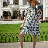Летние платье для девочки,детское платье ,летний сарафан
