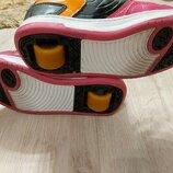 Кроссовки Heelys на колесиках