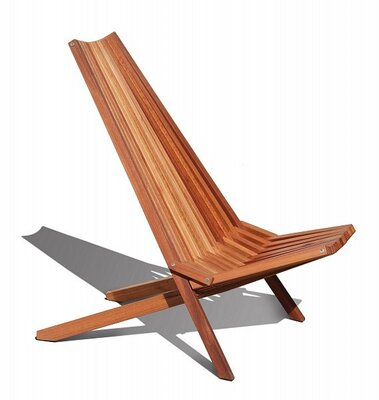 Шезлонг деревянный для дома, для пляжа, для сада, для дачи