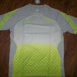 футболка Adidas sport clima s, m, l, xl, xxl