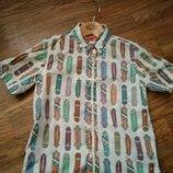 Рубашка Next 7 лет