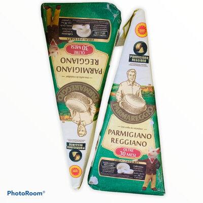 Сир Parmigiano Reggiano DOP 30 messi Parmareggio 250 г Италия