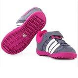 кроссовки Adidas UK 7.5, fr 25, 14.5 см на стопу до 15 см