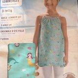 Lupilu Германия летний комплект для девочки