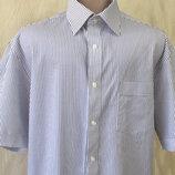 Качественная приятная рубашка 100% котон marks&spence, р.50