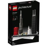 Конструктор LEGO Architecture Чикаго 21033