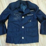 Пиджак пальто ветровка 5-7 лет