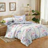 Качественное постельное белье Валенсия, сатин