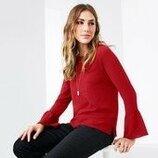 Женская изящная блуза, настоящая классика, Tchibo Германия , наши размеры 52-54 46 евро
