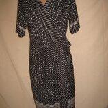 Вискозное платье Per Una р-р14,