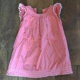 Платье сарафан туника 2-3-4года 92-98-104см