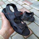 Мужские кожаные сандалии ,40/45р .натуральная кожа . Лучшая цена .
