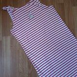 Классное трикотажное платье Marks&Spencer р. 164