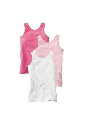 Комплект маичек для девочек Lupilu, Германия 86 - 92 ,98 - 104,