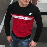 Мужская кофта Nike Найк DT-3806 в расцветках.