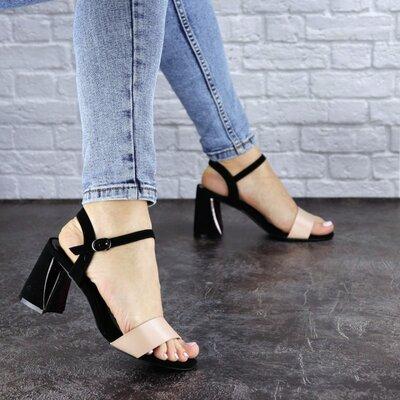 Женские босоножки бежевые Mindy распродажа большой выбор обуви
