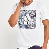 Футболка adidas Doodle Badge Of Sport
