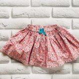 I love next красивая юбка на девочку 12-18 мес