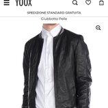 Кожаная куртка Dolce&Gabbana 19500 грн.