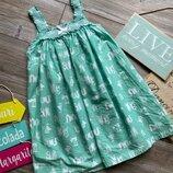 Сарафан платье M&S 5-6л