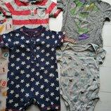 Набор/пакет фирменной одежды 3-6 месяцев