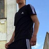 Футболка Adidas Classic черная