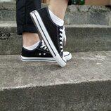 Кеди кросівки жіночі під сonverse all star, кеды, кроссовки под сonverse all star
