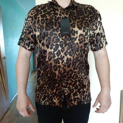 Zara рубашка оригинал размер L