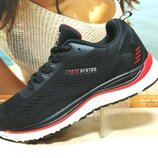 Мужские кроссовки Baas Trend System-М черный 41р- 46р
