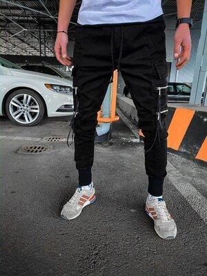 2020. Варианты. Европейское качество. Мужские стильные джинсы рваные зауженные 2Y Premium b5194 2C5