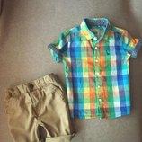 Рубашка Next на мальчика 2-3 года